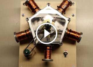 radyal-solenoid-motor
