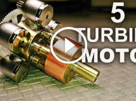 model-5-turbinli-pnomatik-motor