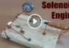 Basit Solenoid Motor Yapımı