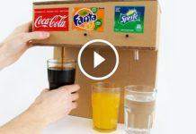 Cola, Soda Çeşme Makinesi Yapımı