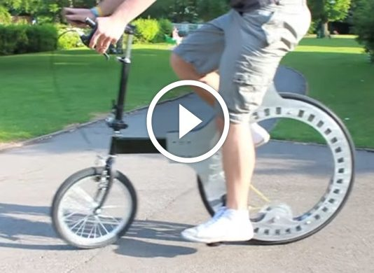 Göbeksiz Tekerlekli Bisiklet