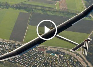Güneş Enerji ile Çalışan Hava Aracı