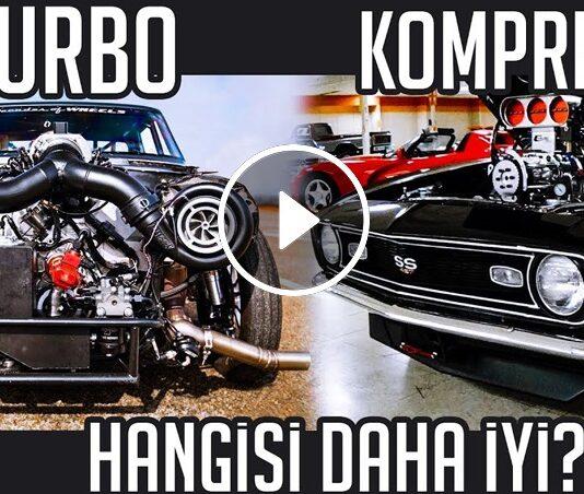 Turbo vs Kompresör