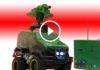 Elektromanyetik Silahlı İnsansız Araç