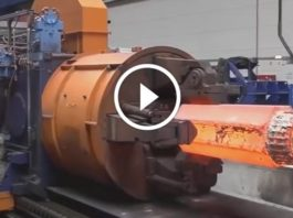 Hidrolik Radyal Dövme Makineleri