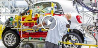 Mini Arabaların Üretim Aşamaları