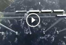 Dünyadaki En Tehlikeli 10 Tren Yolu