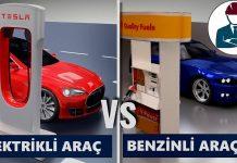 elektrikli vs benzinli araçlar