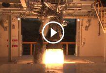 Roket Motoru Testi