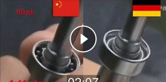 Çin Mühendisliği vs Alman Mühendisliği