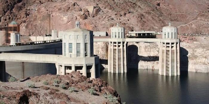 hoover barajı nerede
