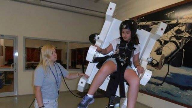 uzay uçuşu eğitim programı