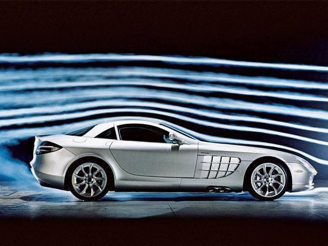 araçlarda aerodinamik