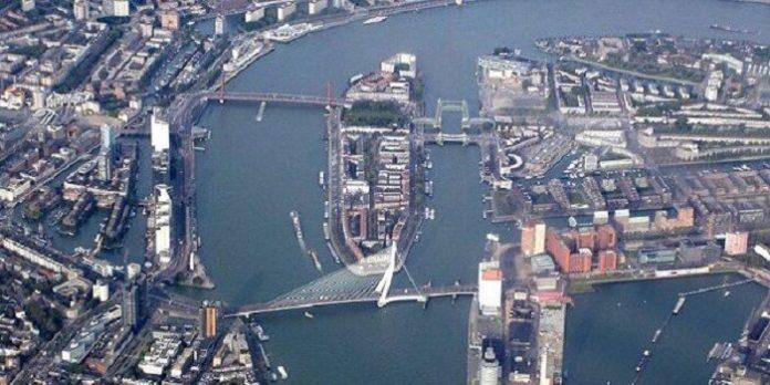 rotterdam limanı görüntüsü