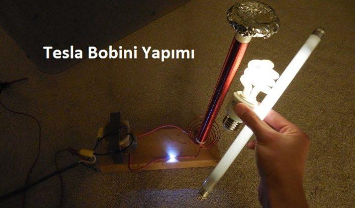 mini tesla bobini yapımı