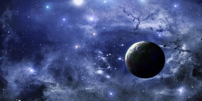 ışıksız evren
