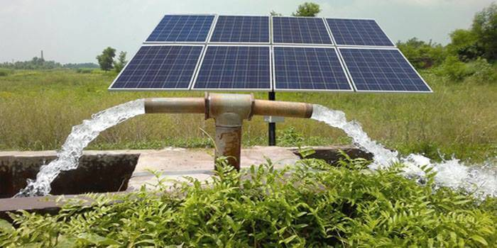 Alternatif Enerji Solar Pompa
