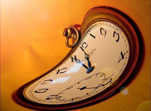 fizikte zaman nedir