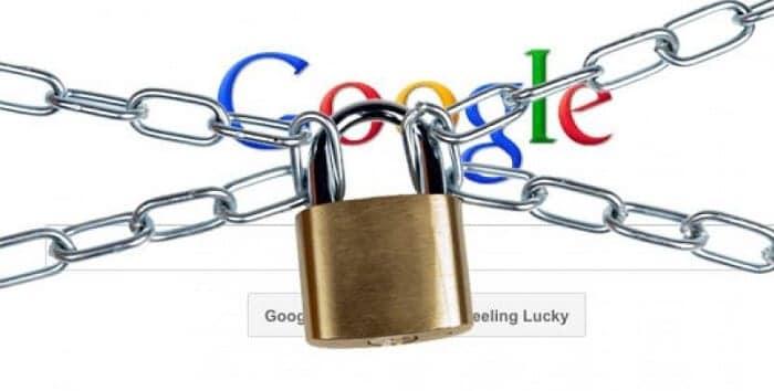 google sıfırlanıyor mu