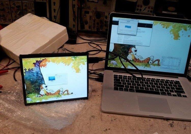 ipad ekranını bilgisayara bağlamak