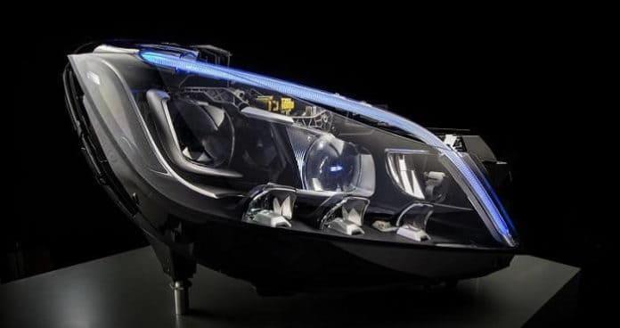 Mercedes Multibeam LED Teknolojisi