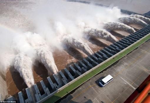 Üç Geçit Barajı