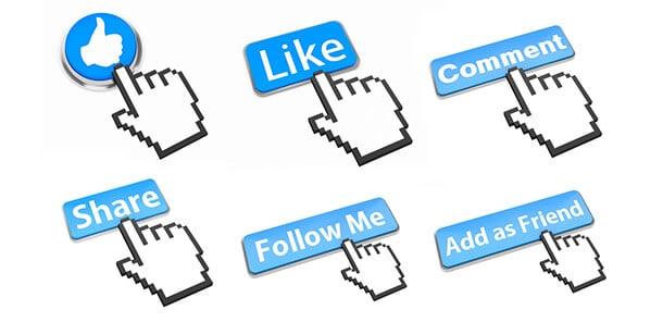 facebook sayfasının erişimi artırma