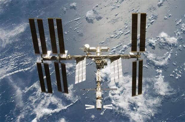 Uluslararası Uzay istasyonu 1