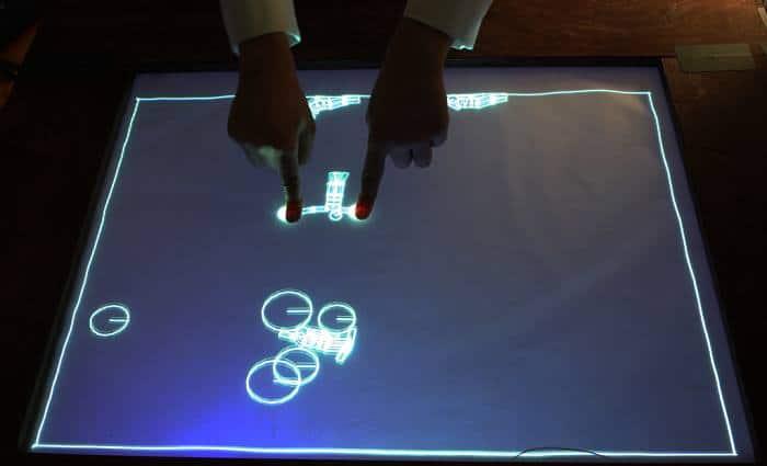 çoklu dokunmatik yüzeye sahip bilgisayar nasıl yapılır