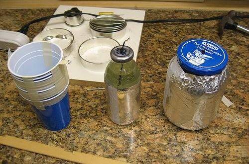 tesla bobini kondansatörlerin yapımı