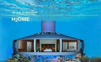 Su Altı Evi nedir