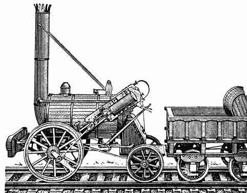 ilk lokomotif