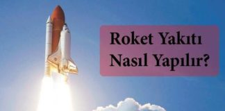 roket yakıtı nasıl yapılır