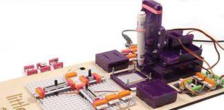 Mini CNC Robot