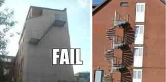 yangın merdiveni nasıl olmalı