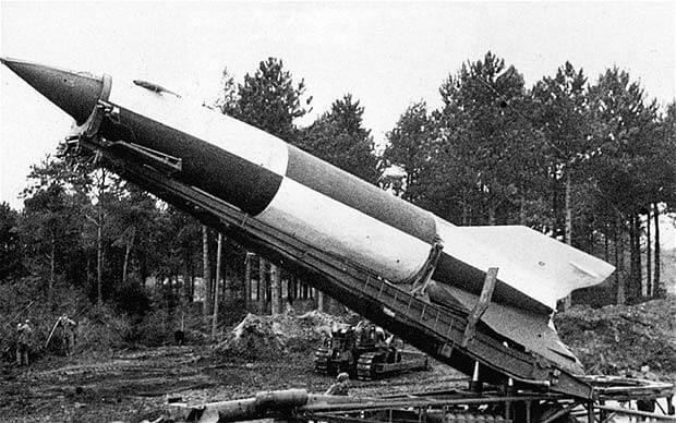 Nazi roketi