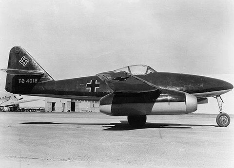 nazi savaş uçağı
