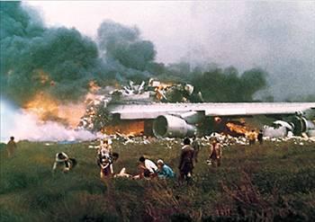 En büyük uçak kazası