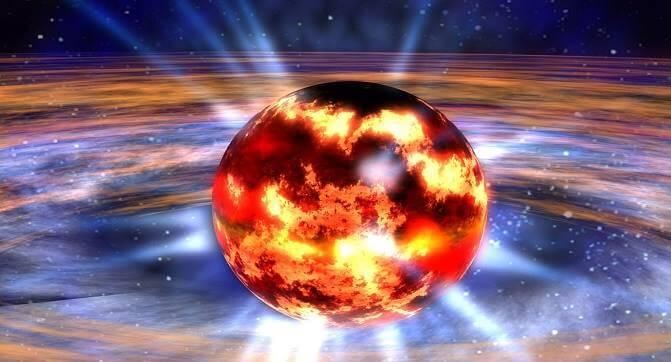 büyük kütleli yıldızların evrimi
