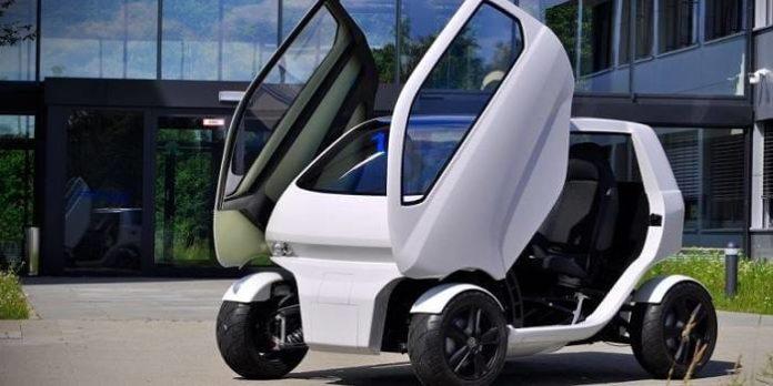Geleceğin Şehir Otomobili