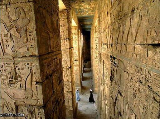 Mısır Piramitleri Hakkında Bilgi