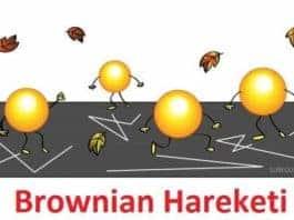 brownian hareketi