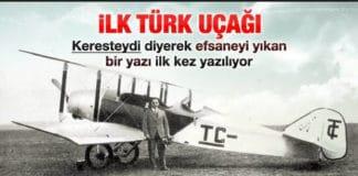 İlk türk uçağı