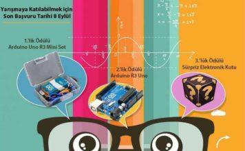 Arduino Ödüllü Bilgi Yarışması