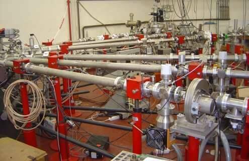parçacık hızlandırıcılar