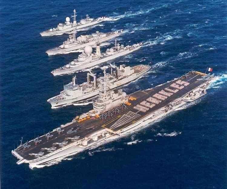 uçak savaş gemileri