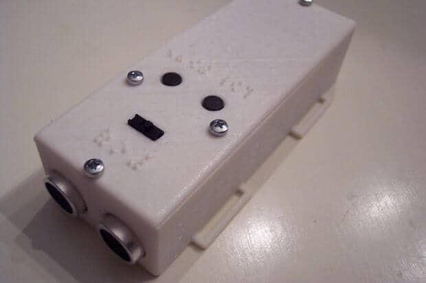 Görsel Destek Yardımcı Arduino Projesi 12