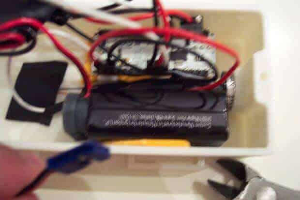 Görsel Destek Yardımcı Arduino Projesi 5