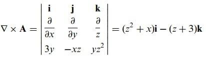 stokes teoremi vektörel çarpım