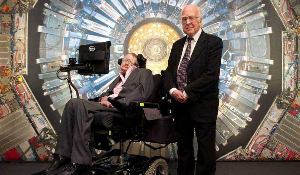 CERN Araştırmaları ve Stephen Hawking